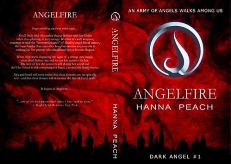 Angelfire by Hanna Peach
