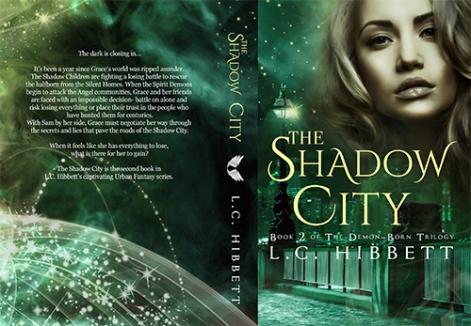 The Shadow City by L.C. Hibbett