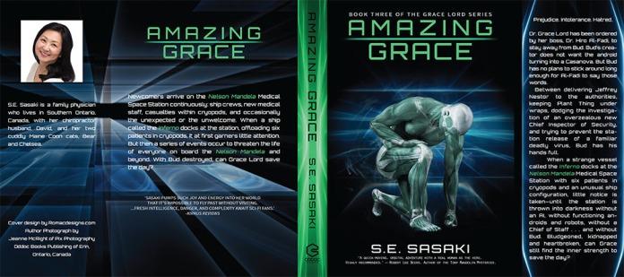 Amazing Grace by S.E. Sasaki